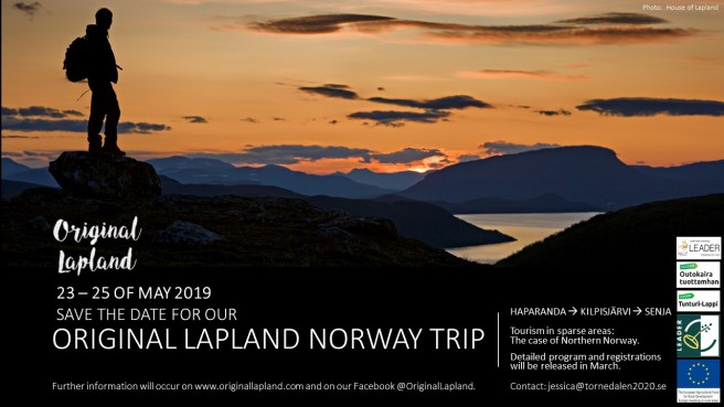 Norway - Save the date