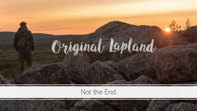 The Original Lapland Journey - not the end
