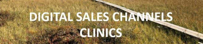 Digital Sales Channels Clinics banner