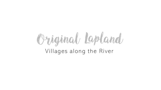 LOGO JA VILLAGES along the river